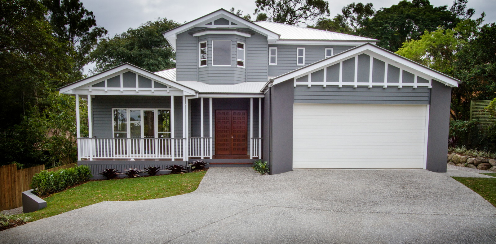 Exterior Colour Schemes For Queenslanders Outdoor